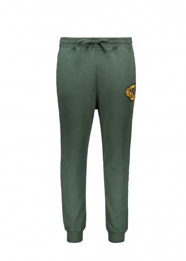 Vivienne Westwood Mens Anglomania Tracksuit Bottoms -Green