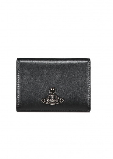 Vivienne Westwood Accessories Anna Small Credit Card Black O