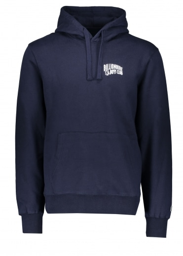 Billionaire Boys Club Arch Logo Hooded Sweat - Navy