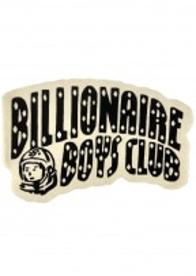 Billionaire Boys Club Arch Logo Rug - White