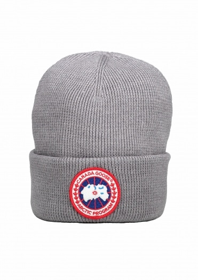 Canada Goose Arctic Disc Toque Hat - Grey