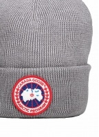 Canada Goose Arctic Disc Toque Hat - Grey