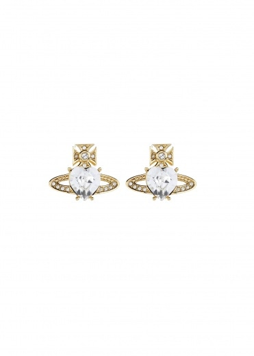 Vivienne Westwood Accessories Ariella Earrings - Gold
