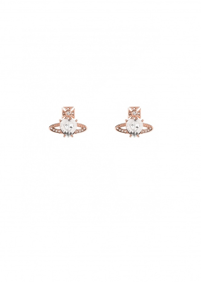 Ariella Earrings - Light Rose