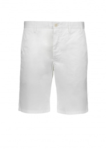 Norse Projects Aros Light Twill Shorts - Kit White