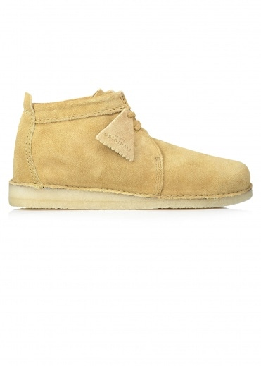 Clarks Originals Ashton Boot Suede - Oak