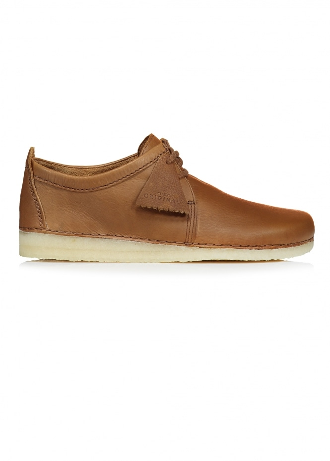 Clarks Originals Ashton Cola - Leather