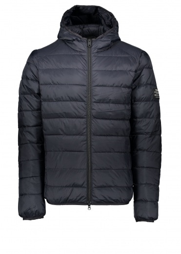 ECOALF Asp Down Jacket - Midnight Navy