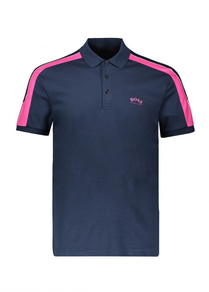 Athleisure Paule 1 Polo 410 - Navy