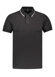 Athleisure Paule 5 Polo 001 - Black