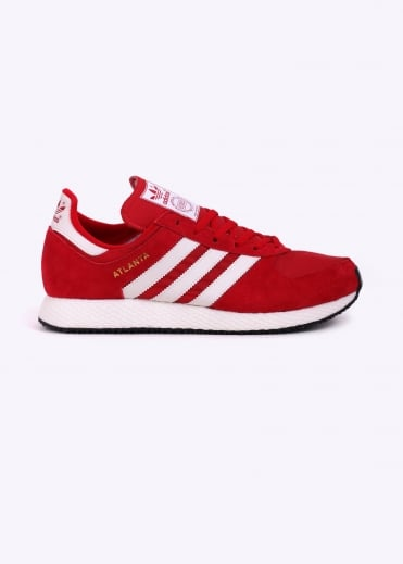 Adidas Originals Footwear Atlanta SPZL - Red