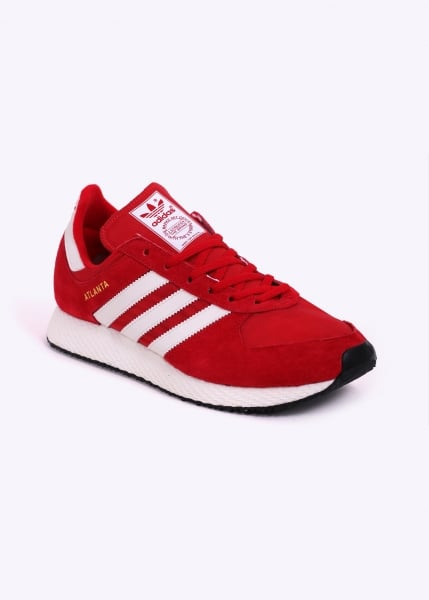68da1b71b6b54 Adidas Originals Footwear Atlanta SPZL - Red - Adidas Originals ...