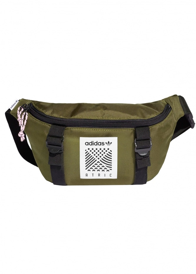 Adidas Originals Apparel Atric Waistbag Olive Cargo One