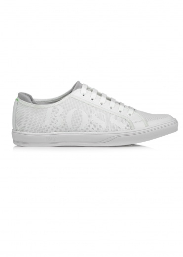 Hugo Boss Attitude Trainers - White