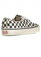 Authentic 44 DX Checkerboard Shoes - Black