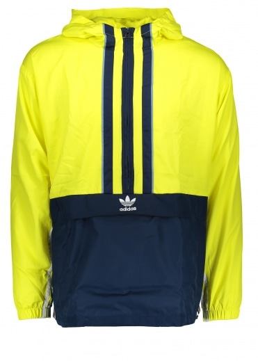 Adidas Originals Apparel Authentic Anorak - Shock Yellow