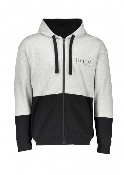 Boss Bodywear Authentic Jacket H 032 - Medium Grey