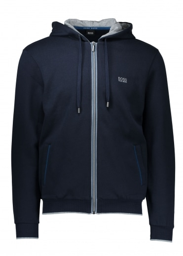 Hugo Boss Authentic Jacket H - Dark Blue
