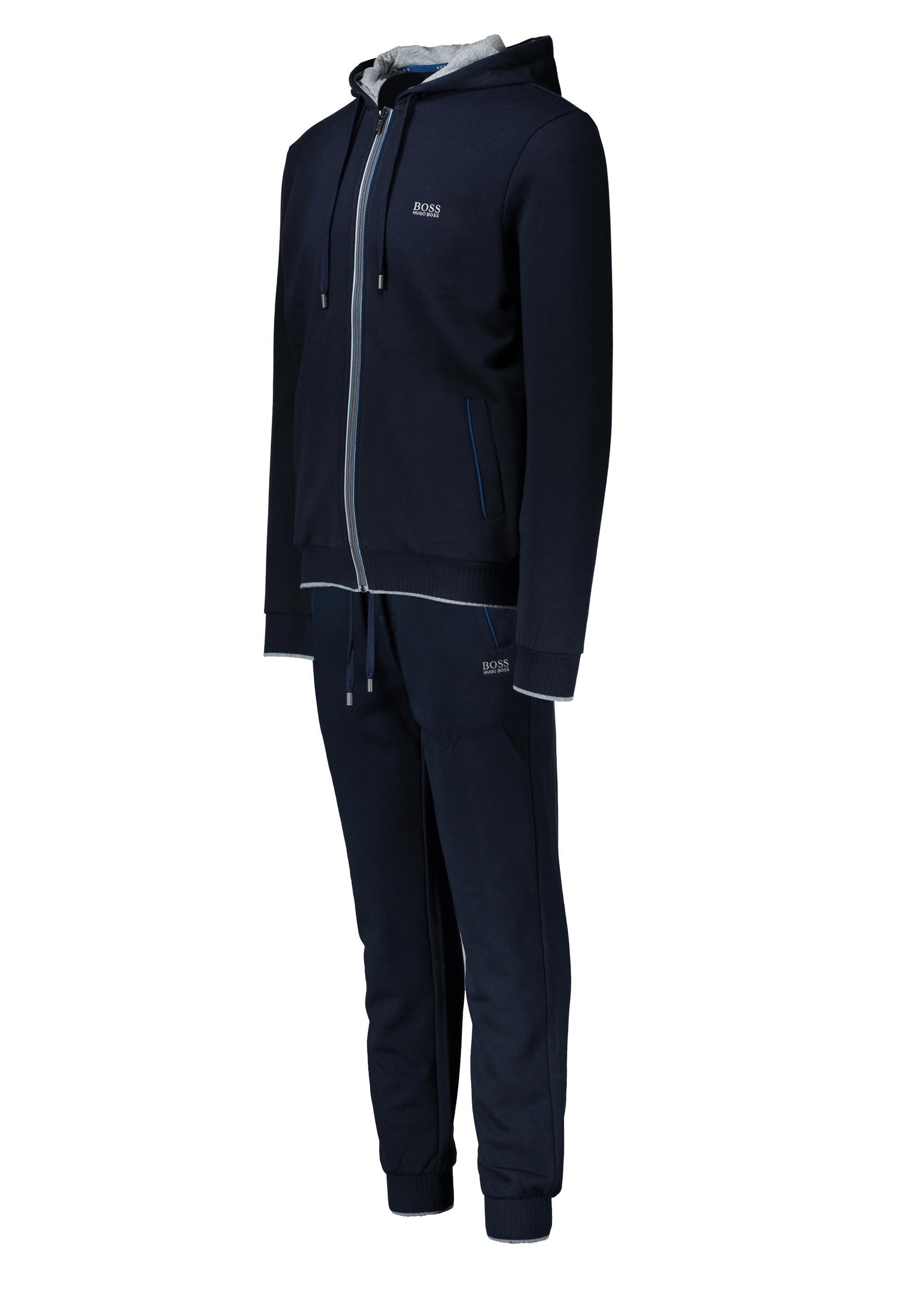 650280eb39c3 Boss Authentic Jacket H - Dark Blue - Boss from Triads UK