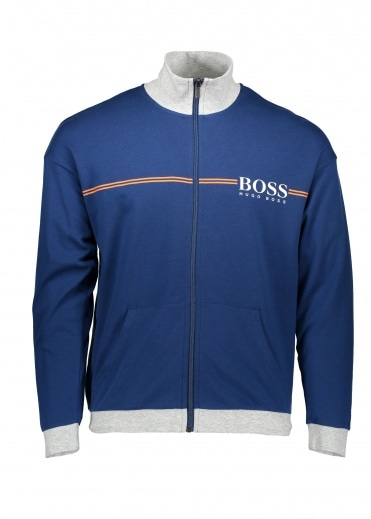Boss Bodywear Authentic Jacket Z 438 - Bright Blue