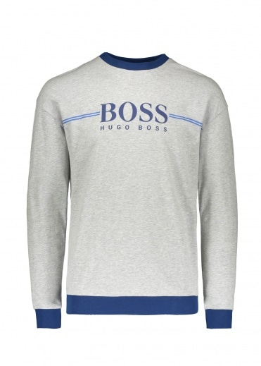 Boss Bodywear Authentic Sweatshirt 032 - Medium Grey