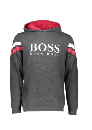 Hugo Boss Authentic Sweatshirt 039 - Medium Grey