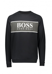 Boss Athleisure Authentic Sweatshirt - Black
