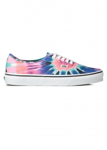 Vans Authentic - Tie Dye Multi