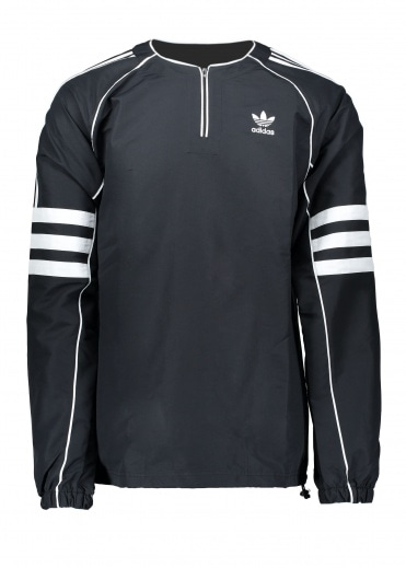 adidas Originals Apparel Authentic Woven Tunic - Black
