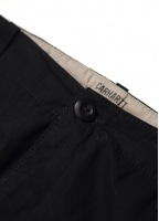 Carhartt Aviation Pant - Black Rinsed