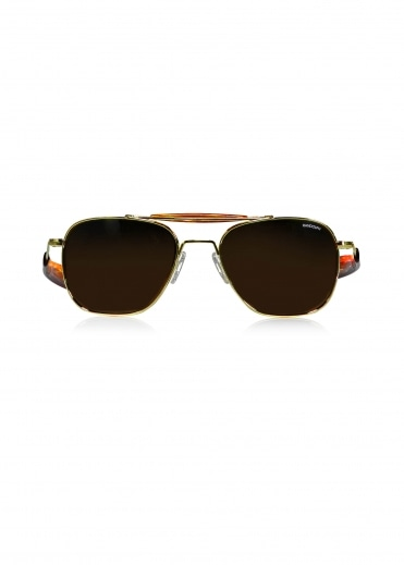 Randolph Aviator II 23K - Gold Tan