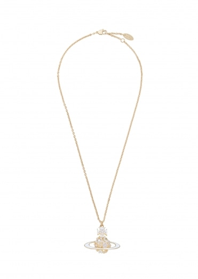Vivienne Westwood Accessories Azalea Large Pendant - Gold