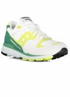 Azura Trainers White/Green 7
