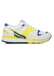 Saucony Azura Trainers - Yellow / Blue