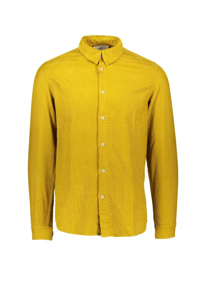 Babycord Shirt - Golden Yellow