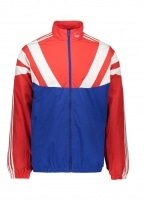 adidas Originals Apparel Balanta 96 Track Top - Royal / Red