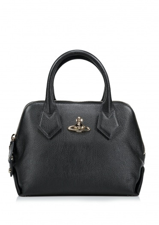 Vivienne Westwood Accessories Balmoral Small Handbag - Black