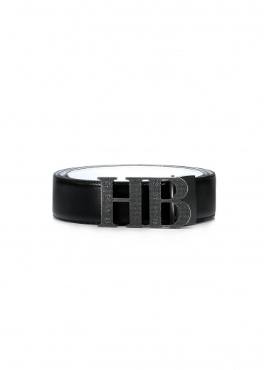 Hugo Boss Balwinno Belt 003 - Black