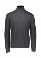 Belstaff Bay Half Zip - Anthracite