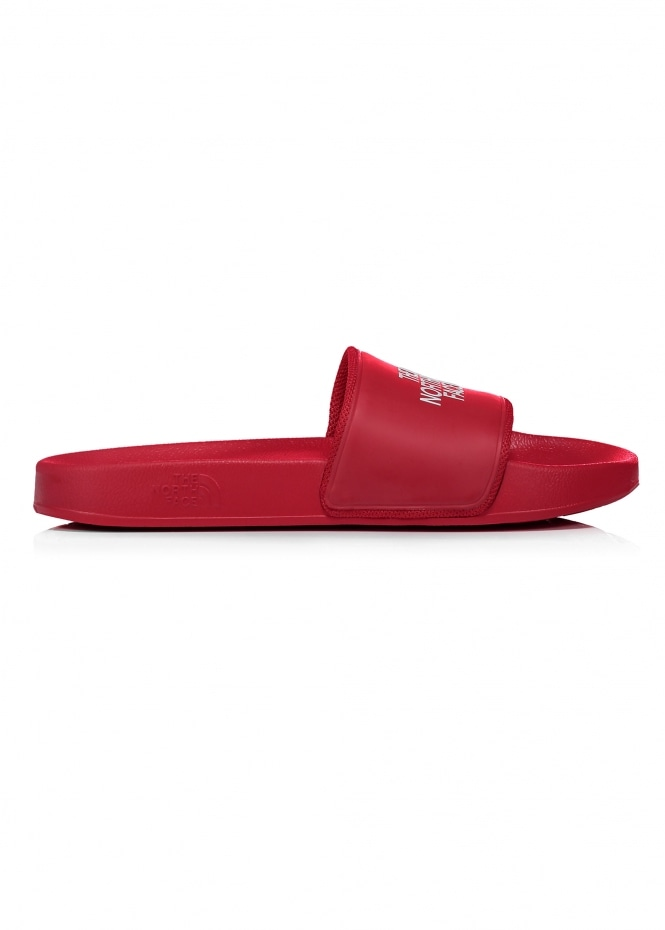 BC Slide II - Red / White