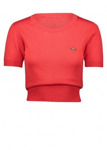 Vivienne Westwood Bea Top - Red