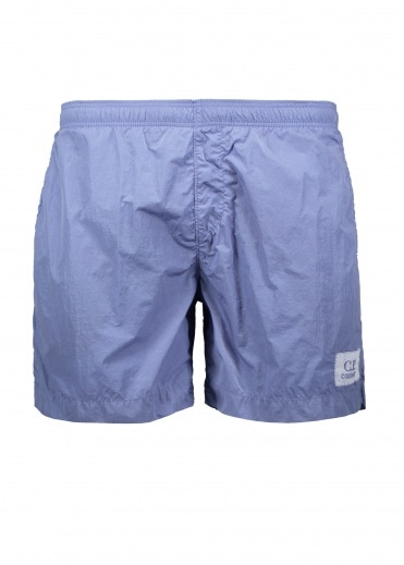 C.P. Company Beach Shorts - Dutch Blue