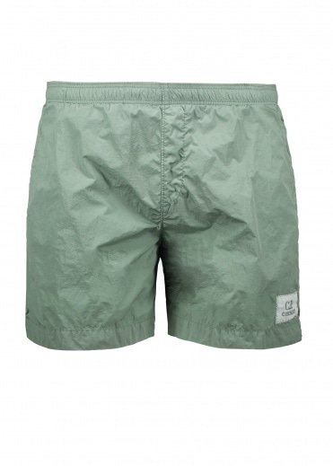 C.P. Company Beach Shorts - Green Bay