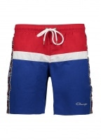 Champion Beach Shorts - Red / Blue