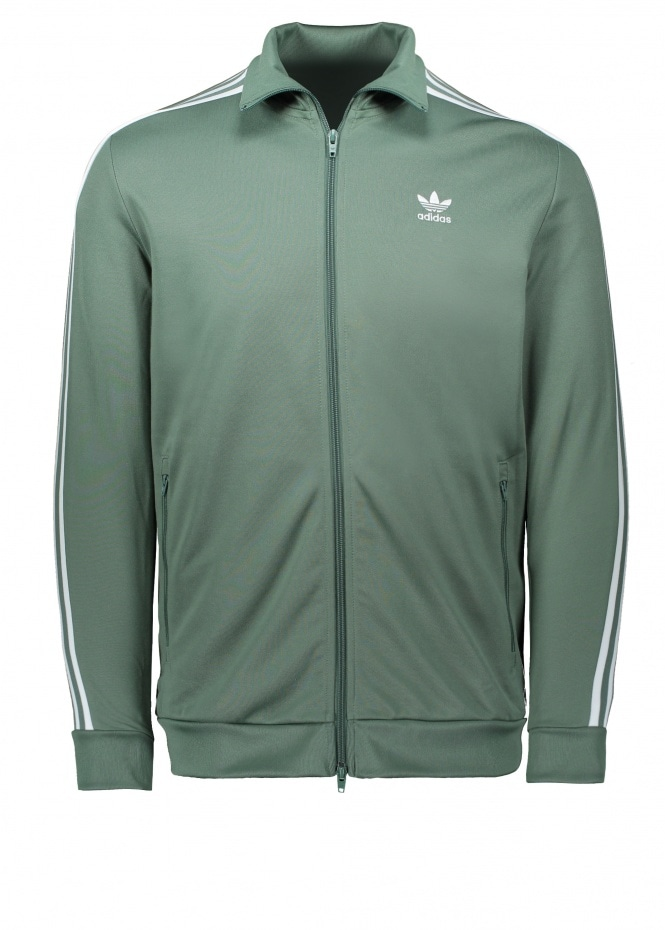 Adidas Originals Apparel Beckenbauer Track Top - Trace Green