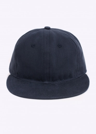 Ebbets Field Flannels Bedford Cord 6 Panel - Dark Navy