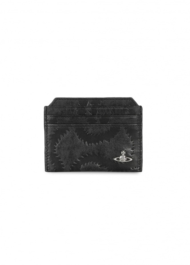 Belfast Slim Card Holder - Black