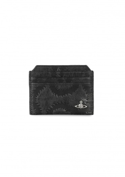 Vivienne Westwood Accessories Belfast Slim Card Holder - Black