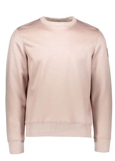 Belstaff Belsford Sweater - Ash Rose