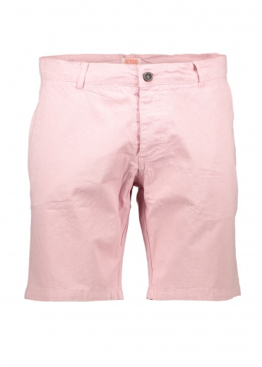 Armor Lux Bermuda Heritage Shorts - Lotus Light Pink